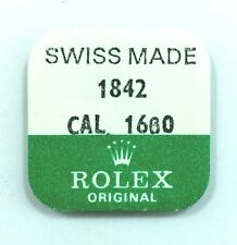 Part Number 1842 Original New Rolex Crown Wheel Seat Caliber 1600