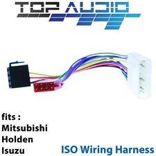 Car Audio & Video Wire Harnesses for Mitsubishi