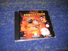 Worms ARMAGEDDON PC classico qui è il verme dentro PC classico in guscio