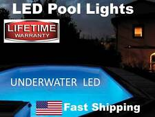 Pond or Swimming Pool Lights 300 lights total - Landscaping Ideas Outdoor Light