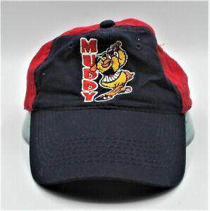 Toledo Mud Hens Minor League Baseball Hat Cap Youth Muddy Mascot T