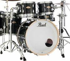 "Pearl Session Studio Select 6 Pc Drum Set/#316/Black Halo Glitter/w-22"" Bass/New"