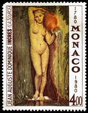 Monaco Scott 1229 (1980) Mint NH VF