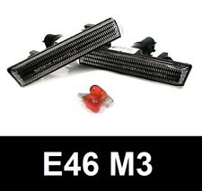BMW 3 SERIES E46 M3 SIDE REPEATERS INDICATORS - UK SELLER - FREE BULBS