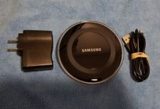 Samsung Qi Certified Wireless Charger Pad w/ Wall Charger & USB Cable EP-PG920i