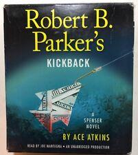 KICKBACK by Ace Atkins, Robert B. Parker Audiobook  6 CD's  Unabridged