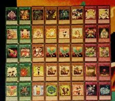 Yu-Gi-Oh Heraldic and Madolche Deck - 40 cards complete BONUS 5 cards