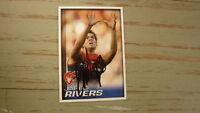 JARED RIVERS HAND SIGNED 2005 MELBOURNE DEMONS FC AFL CARD