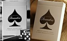 Bicycle Ellusionist Combo Madison Rounders Black + Brown US Playing Cards Poker