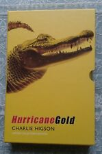 Hurricane Gold by Charlie Higson Limited Edition Signed Slipcased