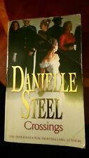 Crossings by Danielle Steel Paperback 2014 Book Free Shipping! AU Stock 🇦🇺