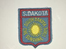 OTTIMO ricamate patch > South Dakota <