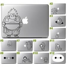 "Big Hero 6 Baymax Vinyl Decal Sticker for 11"" 13"" 15"" 17"" Apple Macbook Air Pro"