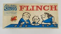 Parker Brothers FLINCH The Famous Card Game Original Box 1963 VINTAGE