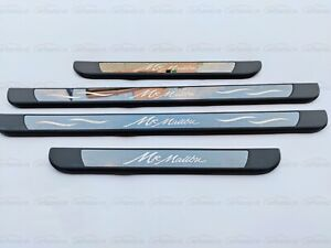 For Holden Malibu Accessories Door Sill Scuff Plate Trim Protector Car Sticker