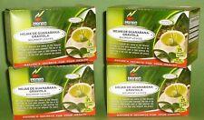 100 TEA BAGS HOJA DE GUANABANA (100 SOURSOP LEAVES TEA BAGS)