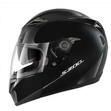 Casco, Helmet, Helm, SHARK S700S Prime Negro talla: XL