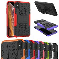 Shockproof Protective Bumper Luxury Rugged Case For iPhone 5 6 7 8+ X XS XR Pro