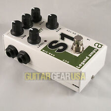 AMT Electronics Guitar Preamp S-1 Pedal (Legend Series) emulates Soldano amps