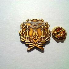 Masonry Master Mason Large Pin