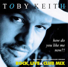 TOBY KEITH How Do You Like Me Now? CD Single (Oct-2000, Dreamworks) BRAND NEW!