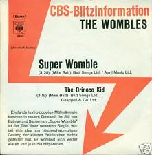 "THE WOMBLES SUPER WOMBLE SINGLE 7"" S3073"