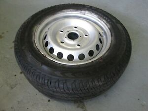 Ford Transit Single Spare Steel Wheel with 215/65/16 NEW continental TYRE