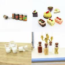 1:12 Mini Obstdose Puppenhaus Miniatur Küche Essen Zubehör Spielzeug für kinder