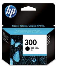 HP 300 Cartuccia Originale Nero Black (senza confezione esterna)