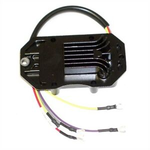 CDI 193-4204 88-175HP Johnson Evinrude Voltage Regulator 10Amp 585195 584204 MD
