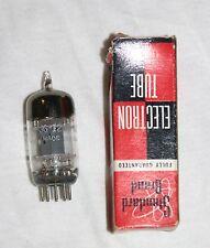1 GE JG 12AT7WA - 6201 Electronic Vacuum Tube in Standard Box, NOS
