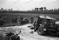 Ypern-Flandern-Belgien-Wehrmacht-Artillerie-Regiment 60-Beute kfz-23