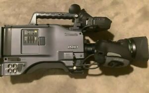 Panasonic AG-HPX500 P2 Camera with Fujinon Lens + Portabrace bag. FREE SHIPPING