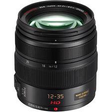 Panasonic Lumix G X Vario 12-35mm f/2.8 Asph. Lens for Micro 4/3 (Black)!! NEW!!