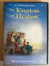 The Kingdom of Heaven DVD, Animated Passion Trilogy, 1988, New Testament - E0527