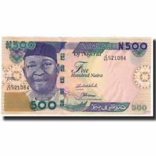 [#592037] Billet, Nigéria, 500 Naira, 2005, KM:30d, NEUF
