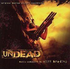 Undead (Cliff Bradley) (CD)