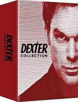DEXTER - STAGIONE 01-08  35 DVD  COFANETTO  SERIE-TV