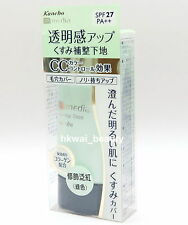 Kanebo Media Makeup Base SPF25 Green (Remove Redness)