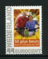 Nederland Beurspostzegel  2563-C-4 50 plus beurs Utrecht 2009 - cat waarde € 3