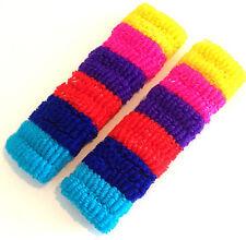 24 Mini Bright Girls Hair Ponios Endless Hair Elastics Bobbles Hairband