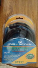 PTC 3M HDMI to DVI Cable
