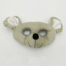 Rat Mouse Zoo Farm Animal Jungle Safari Plush Eye Mask Costume Fancy Dress New