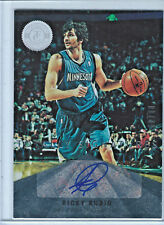 2012-13 TOTALLY CERTIFIED RICKY RUBIO TOTALLY SIGNATURES AUTO SSP 08/49!!!!