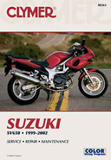 CLYMER SERVICE REPAIR MANUAL M361 SUZUKI SV650 SV650S 1999 2000 2001 2002 2003