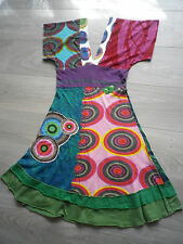 robe DESIGUAL taille S soit 38 SUBLIME !!!!!!
