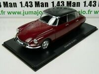 Voiture 1/24 LEO Models : CITROEN DS 19 (1957)