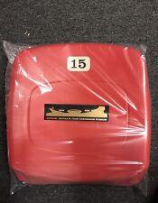 Arrowhead Stadium Seat Back Kansas City Chiefs #15 Patrick Mahomes   Red