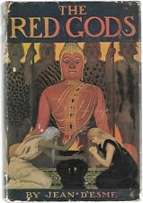 The Red Gods by Jean d'Esme 1st