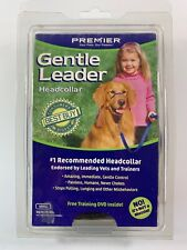 Gentle Leader Headcollar ~SMALL Up To 25lbs~ Color: Black